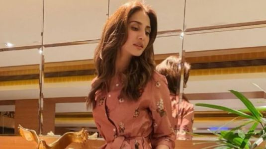 Vaani Kapoor in Rs 9k floral shirt dress looks glamorous in latest Instagram pics