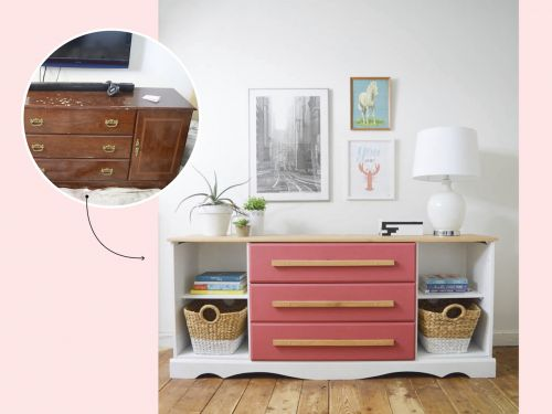 6 Amazing DIY Projects That Upcycle Old Furniture