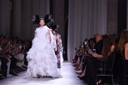 Watch the Givenchy Couture Runway Show Live