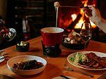 Fond of fondue? Top tips for creating classic apres-ski dishes and drinks at home