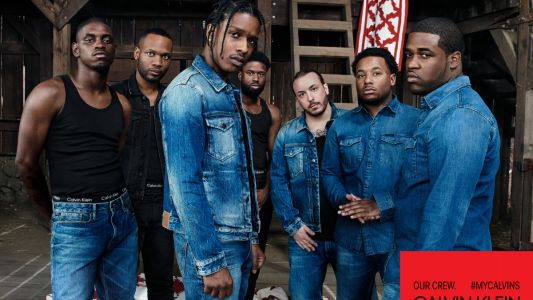 A$AP Mob Is the Latest Family to Star in a Calvin Klein Campaign
