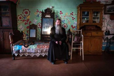 Photo essay: Images captured in Russian villages along the Trans-Siberian Railway route