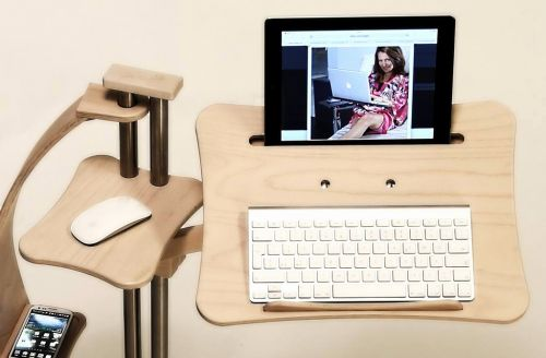 20 Inspirational Stand Up Laptop Desk Pics
