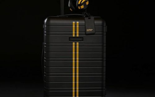 Ultra-stylish cabin luggage to take on your next weekend away