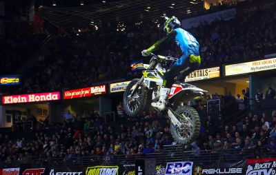 How This EnduroCross Champion Trains is Insane