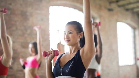 The best gym-friendly makeup you can find in Bangkok