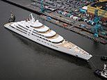 The rise and rise of the mega yacht: Billionaire one-upmanship on the high seas