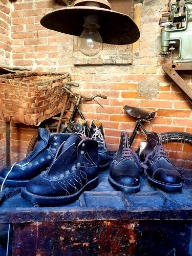 Fratelli Borgioli Italy - Hiking and Oxford Brogue Shoes Review
