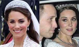 In Pics: 5 times Kate Middleton has been spotted wearing different diamond tiaras