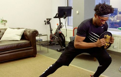 Take Your Lunges to the Next Level With This Easy Move