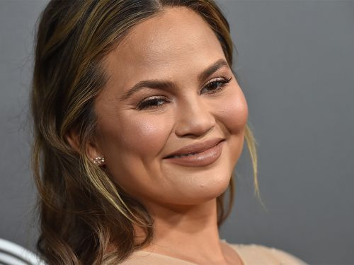 Chrissy Teigen Has Single-Handedly Made It Cool to Rock Grey Hair