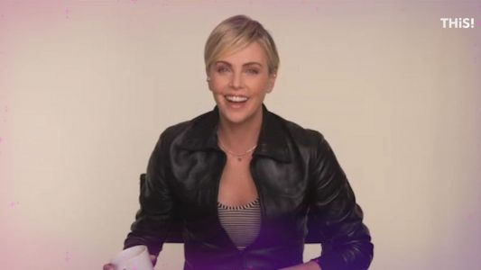 Charlize Theron talks about her new action film and what's bringing her joy these days