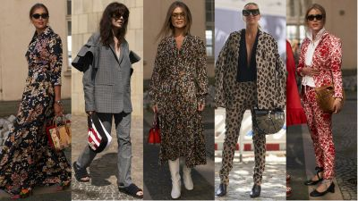 Head-to-Toe Prints Were Everywhere at Copenhagen Fashion Week