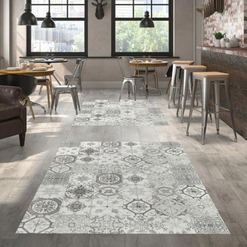 Floor Tile Tricks - How To Maximise A Small Space