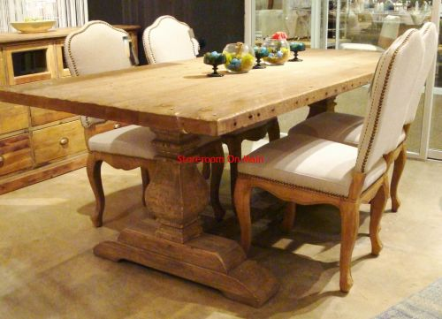 49 New Large Wooden Dining Table Images