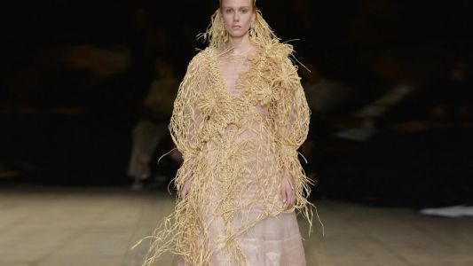LFW SS20: Simone Rocha celebrates her Irish roots with an ethereal collection