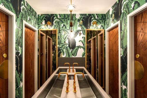 9 Of The Most Stunning Restaurant Bathrooms In Canada