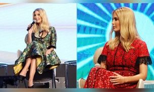 In pictures: Ivanka Trump's looks during her India visit