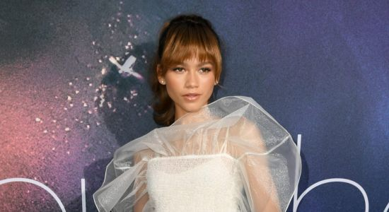 Zendaya Looked Like a Literal Angel at the 'Euphoria' Premiere