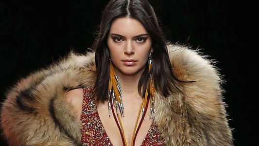Kendall Jenner Is Being Slammed by Animal Activists for Wearing a Fur Coat