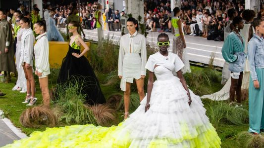 See Every Look From Off-White's Spring 2019 Collection