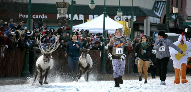 Burr! Fur Rendezvous Festival Celebrates Winter in Alaska