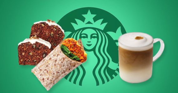 Starbucks adds a bunch of vegan and gluten-free food to its menu