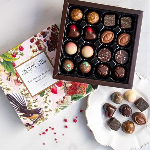 Be in to win one of four Deluxe Bonbon Selections from Devonport Chocolates, valued at $48.90 each