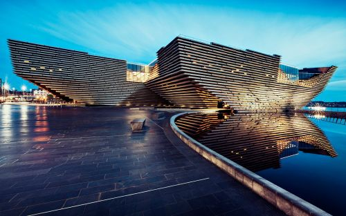Can the new V&A turn Dundee into an alternative city break destination?