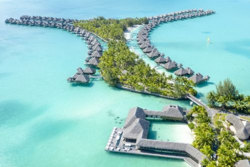 St. Regis Bora Bora is Open for Business