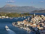 TV's Bettany Hughes visits the Peloponnese
