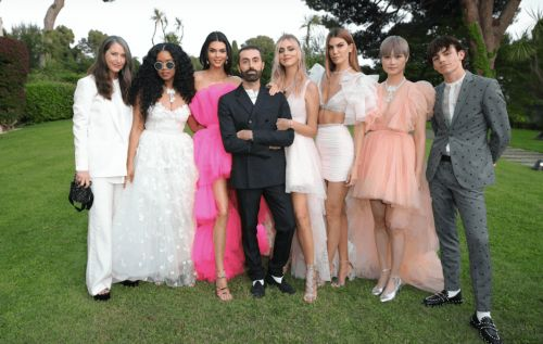 Giambattista Valli x H&M birthed a collection of wearable couture for men and women