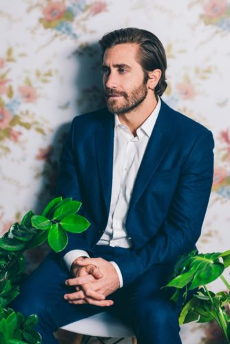 Jake Gyllenhaal strikes a pose at the Toronto Film Festival. See