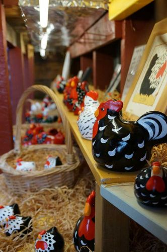 Forty years of Happy Hens and happy hearts: Yvonne Sutherland's world-renowned Dunedin gift shop