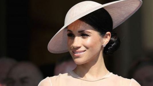Meghan Markle is now taking lessons in being a Royal