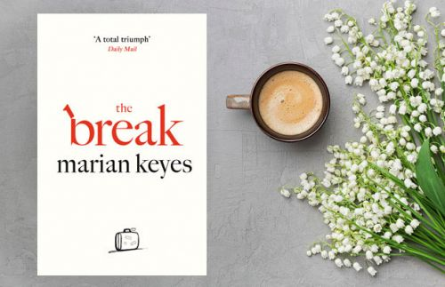 The Off-Topic Book Club Podcast: The Break by Marian Keyes