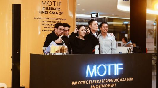 Gallery: MOTIF celebrated Fendi Casa 30th Anniversary