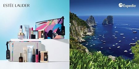 Estée Lauder and Expedia team up to celebrate the Beauty of Travel