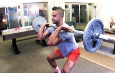Finish Your Next Barbell Workout With This Week's MHWeeklyChallenge