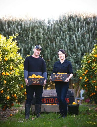 Twisted Citrus putting Gisborne oranges on the map
