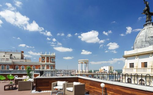 Top 10: the best budget hotels in Madrid
