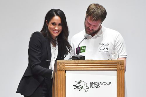 Man Cannot Handle Meghan Markle's Presence At Awards Gala