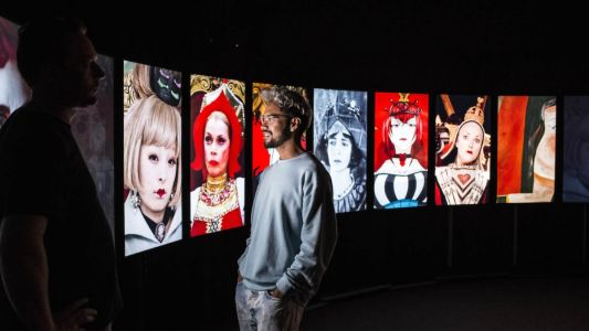 Immersive technology anchors the latest Wonderland exhibition at Singapore's ArtScience Museum