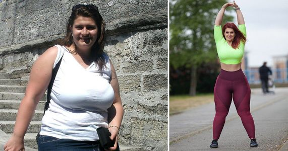 Plus size woman explains why she feels more confident than she did as a size 10