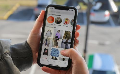 Etsy buys second-hand clothing app Depop to tap into gen Z