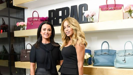 Post-Burglary, Kyle Richards's Hermès Bag Collection Will Never Be the Same