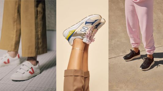 Sustainable Sneakers Were Suddenly Everywhere This Year