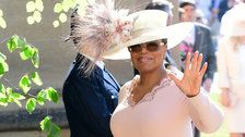 Oprah Almost Wore Something Unforgivable To The Royal Wedding