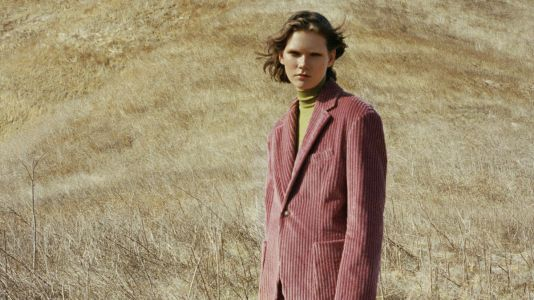New Label Land of Distraction Is Building a Brand Off of Corduroy Pants and a Rebellious Attitude