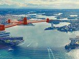 How Sydney's iconic Harbour Bridge could have looked very different